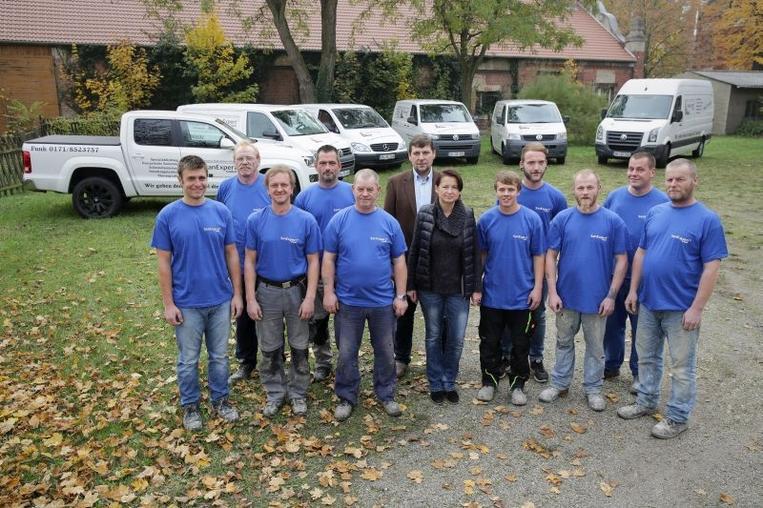 Das Team von SanExpert